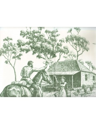 The Drover's Welcome Wallpaper